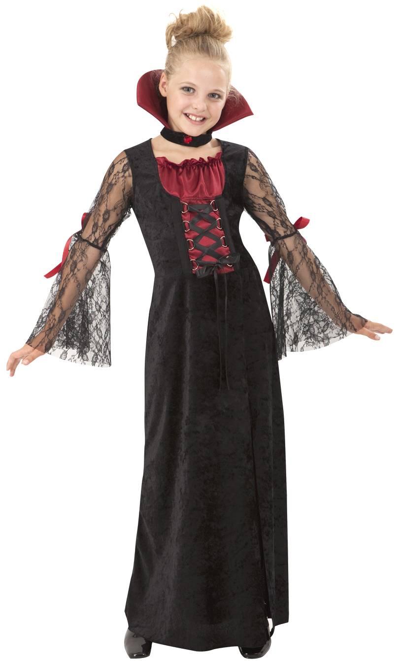 robe de vampire fille v58048. Black Bedroom Furniture Sets. Home Design Ideas