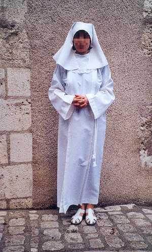 Costume-Aube