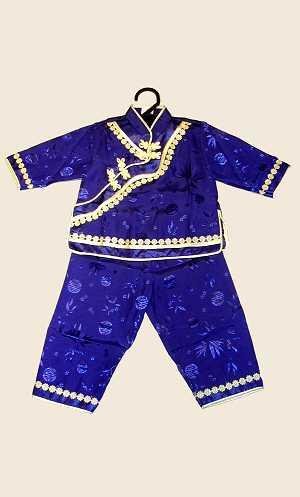 Costume-Chinoise