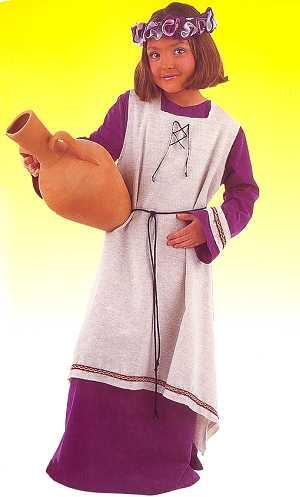 Costume-Médiévale-Ménina