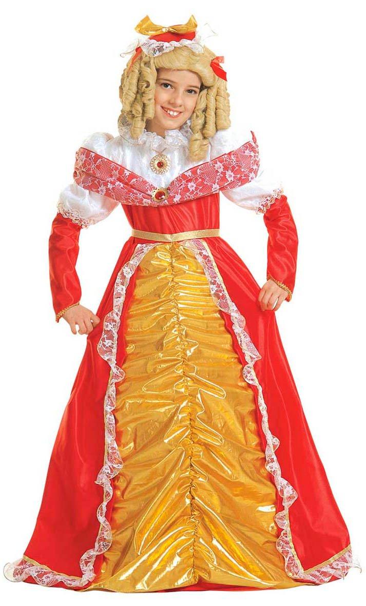 Robe-Princesse-Fillette