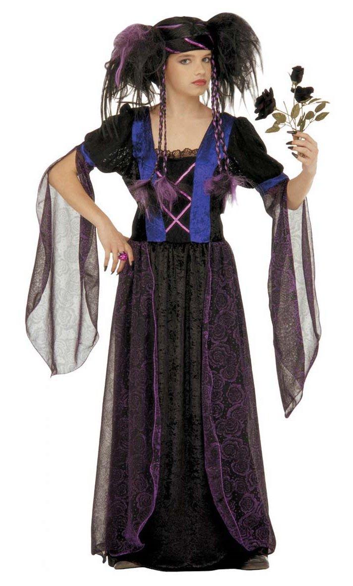 Costume-médiévale-fille