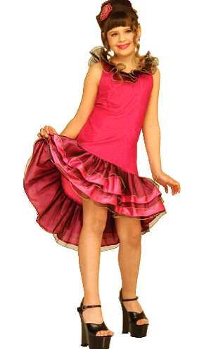 Costume-Julia-rose/noir