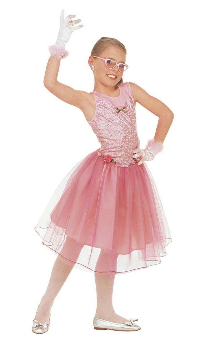 babf91a31201a Costume de ballerine rose fille-v59075