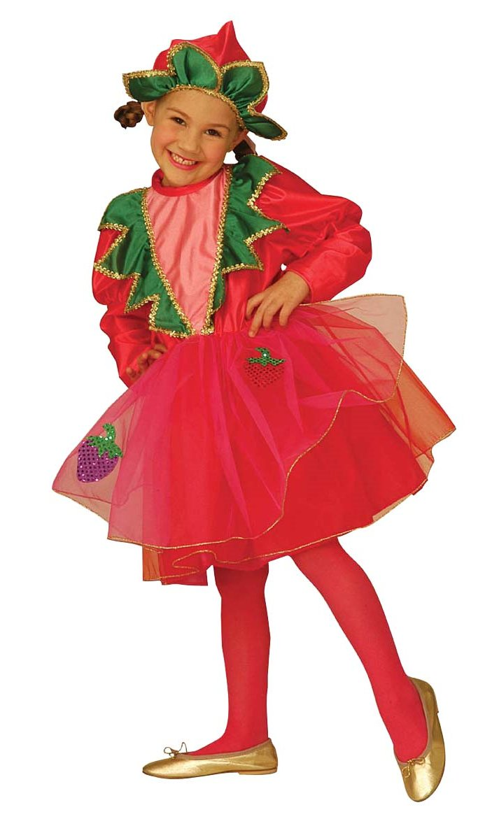 Costume-de-fraise-ans