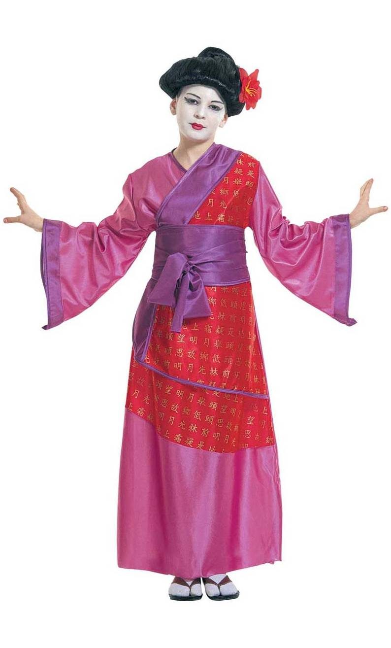 Costume-Chinoise-Fille