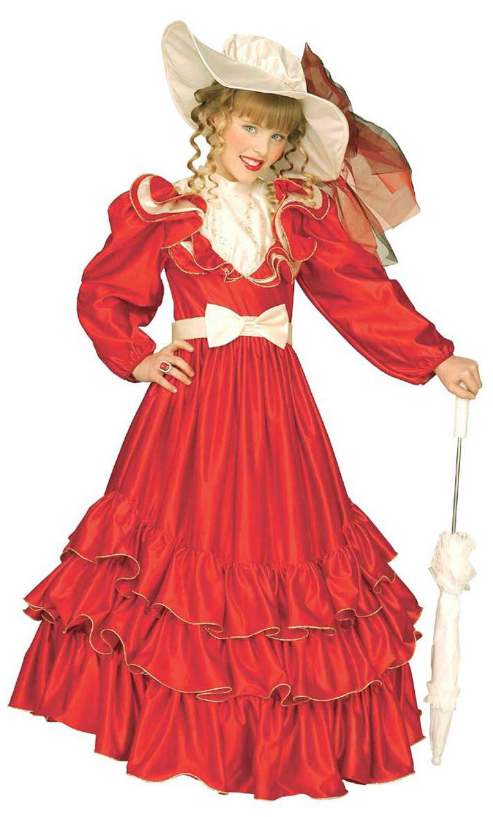Costume-Princesse-Fille