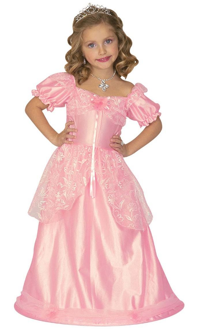 Robe-de-Princesse-rose