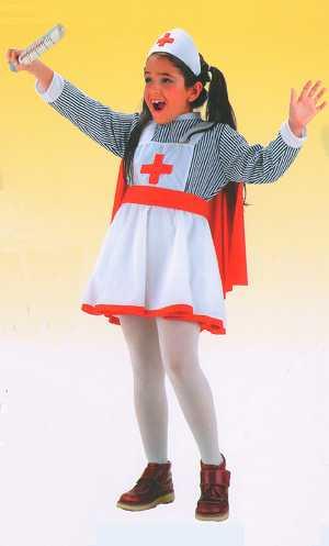 Costume-Infirmière-enfant