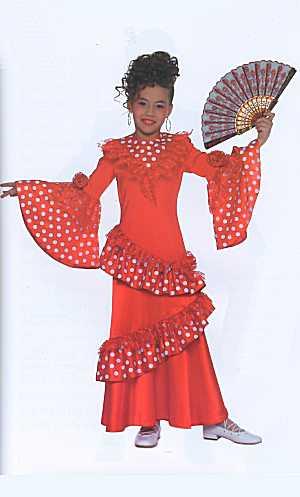 Costume-Espagnole-D1