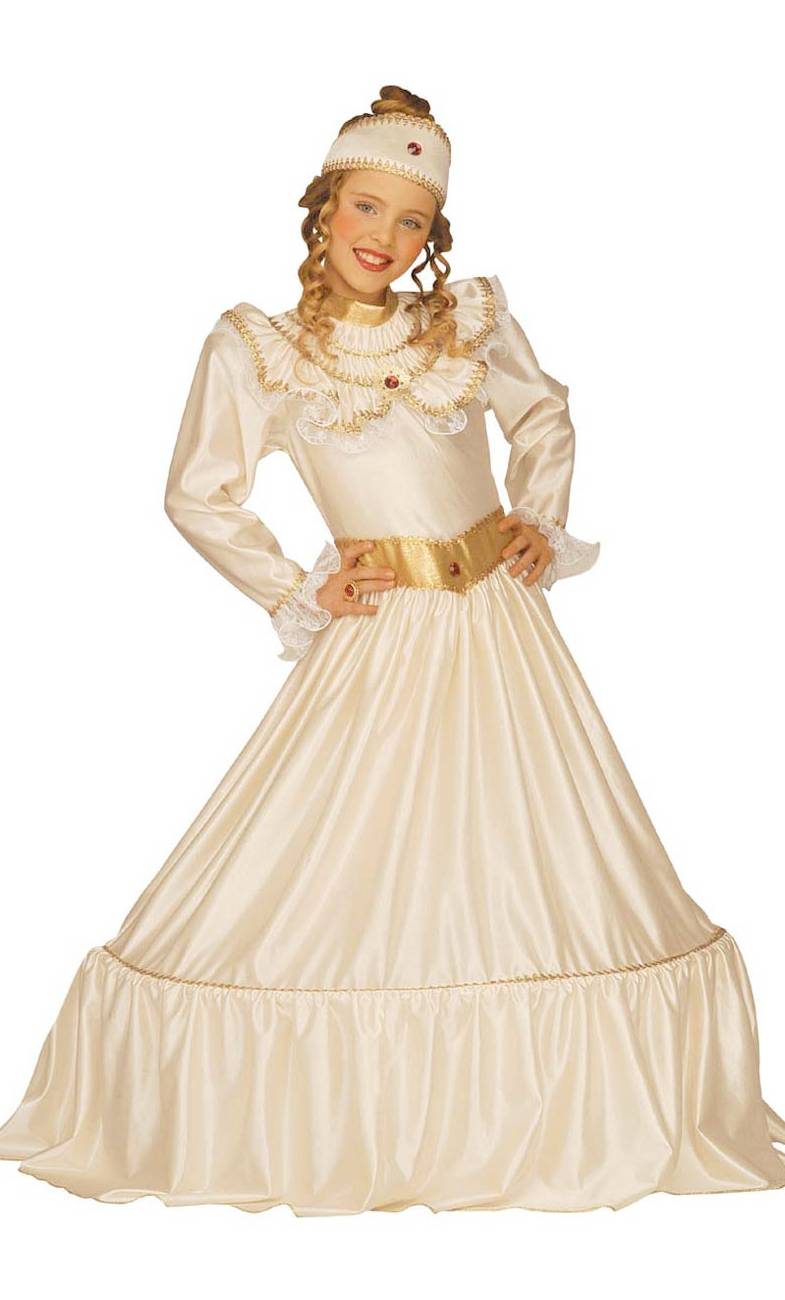déguisement fille marquise