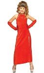 Costume-Chanteuse-rouge