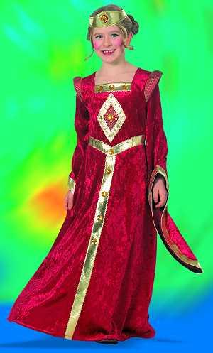 Costume-Médiévale-Fille-D10