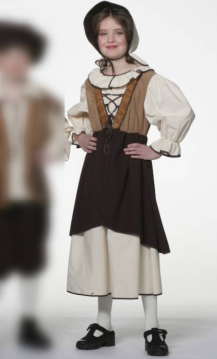 Costume-Médiévale-Fille-ans