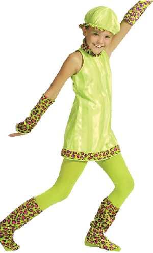 Costume-Disco-fille