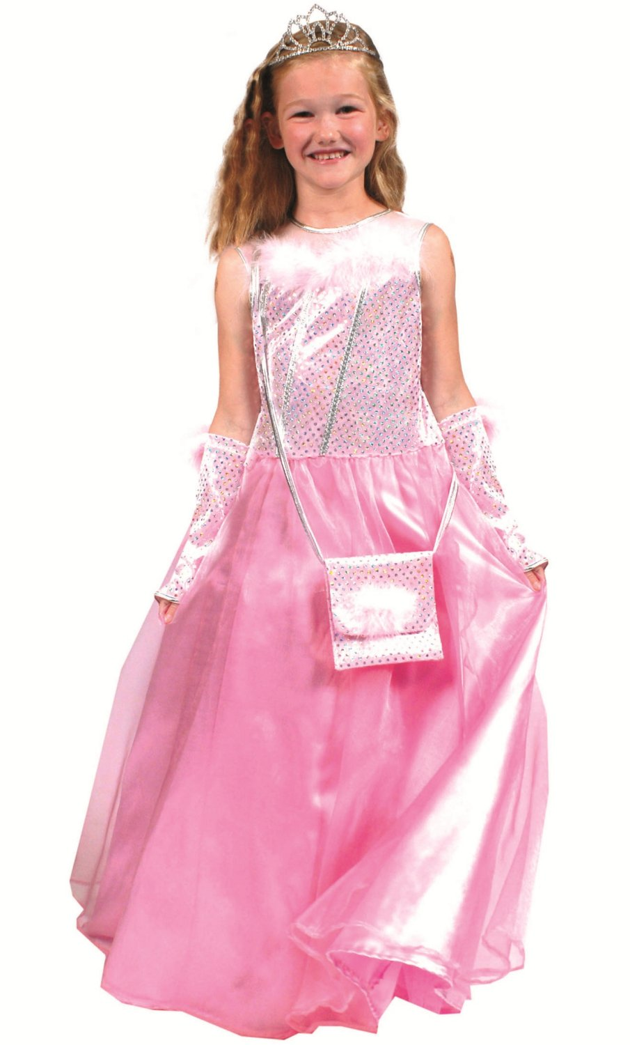 Robe-de-Princesse-Rose-Romy