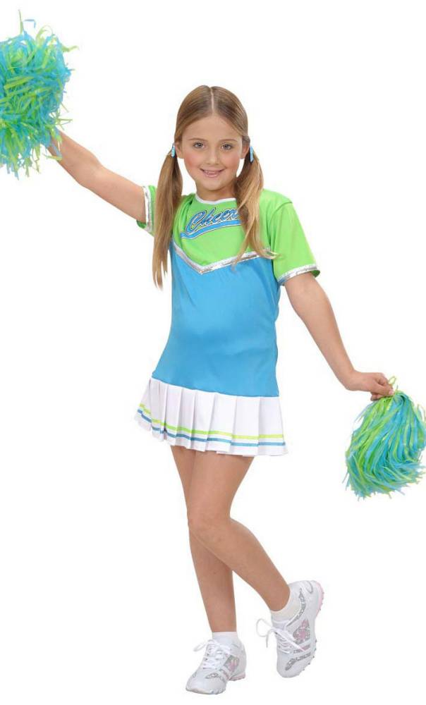 Costume-Pom-pom-Girl-Fille