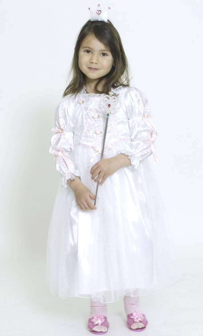 Robe-Princesse-Blanche