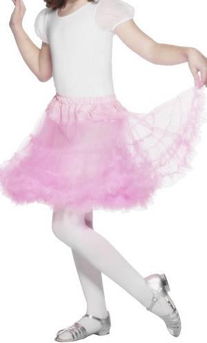 Jupon-enfant-rose