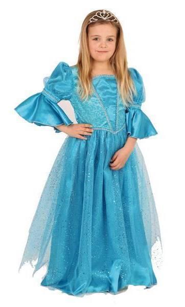 Costume-Princesse-Bleue