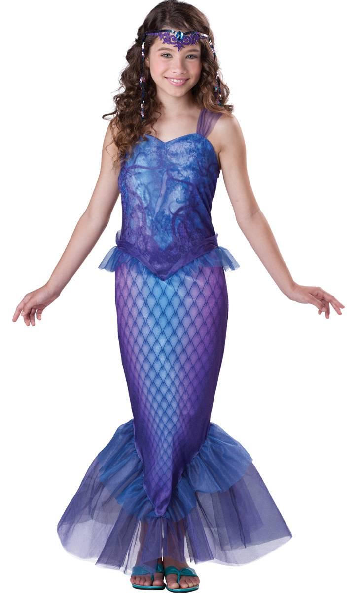 Costume-Sirène