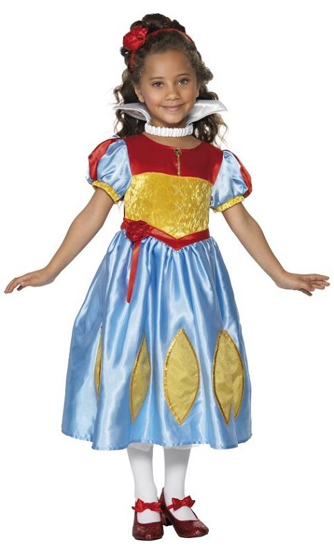 Costume-Blanche-neige-fillette