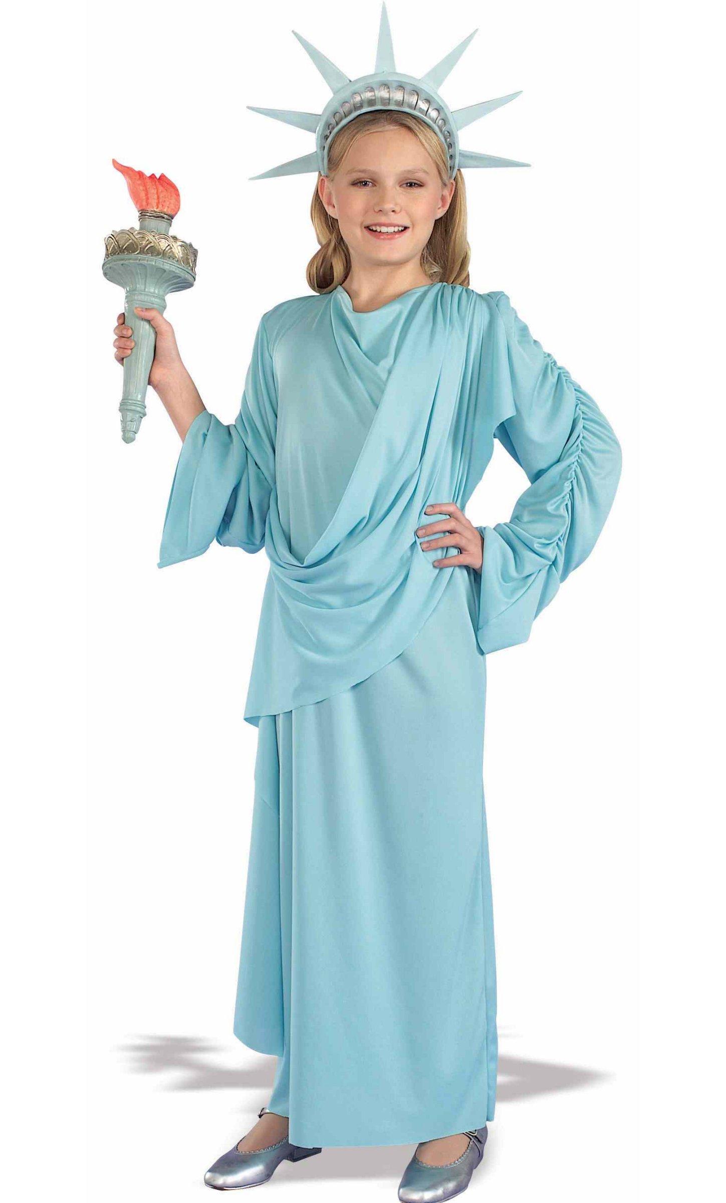 Costume-Statue-Liberté-enfant