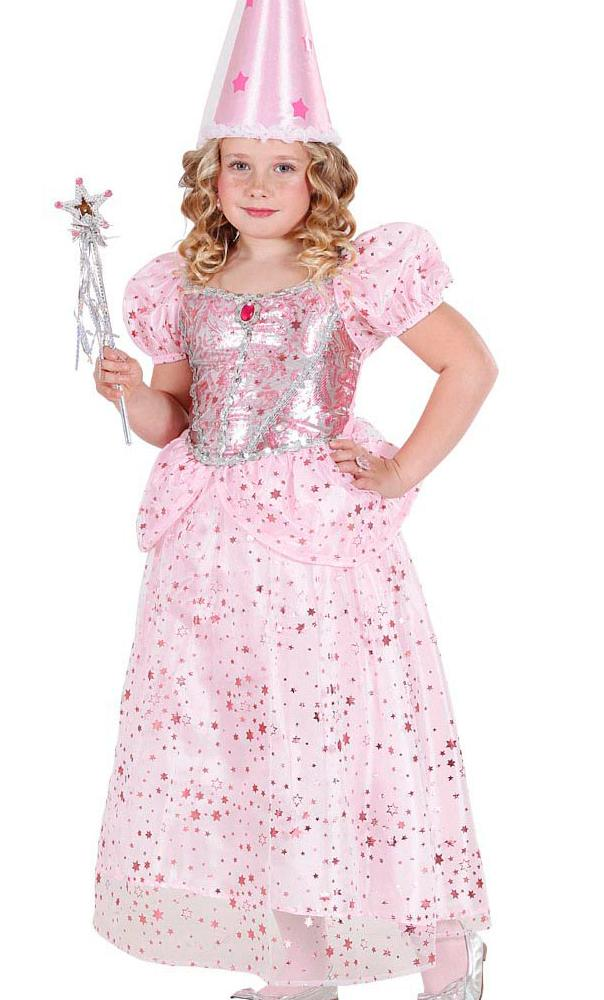 Costume-de-princesse-ou-fée-rose