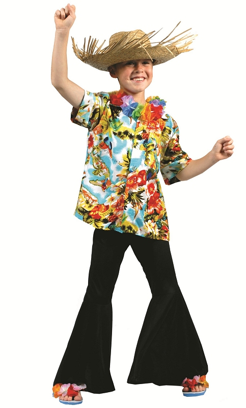 Pantalon-Hippie-noir-enfant-2