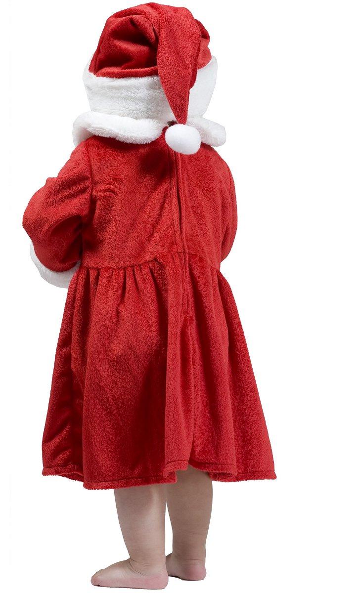 Costume-de-mère-Noël-Bébé-2