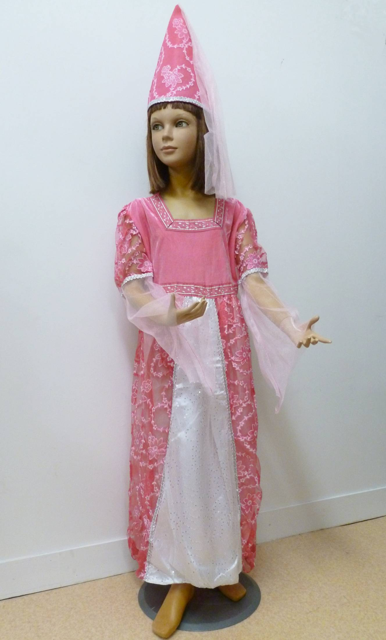 Robe-de-princesse-rose-6-ans-2