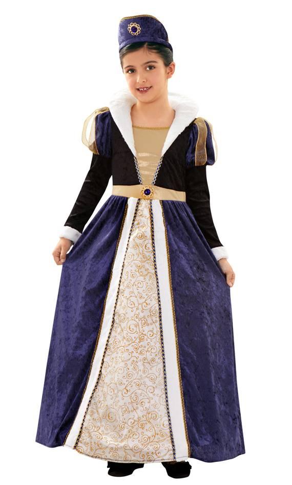 Robe-de-princesse-Fille