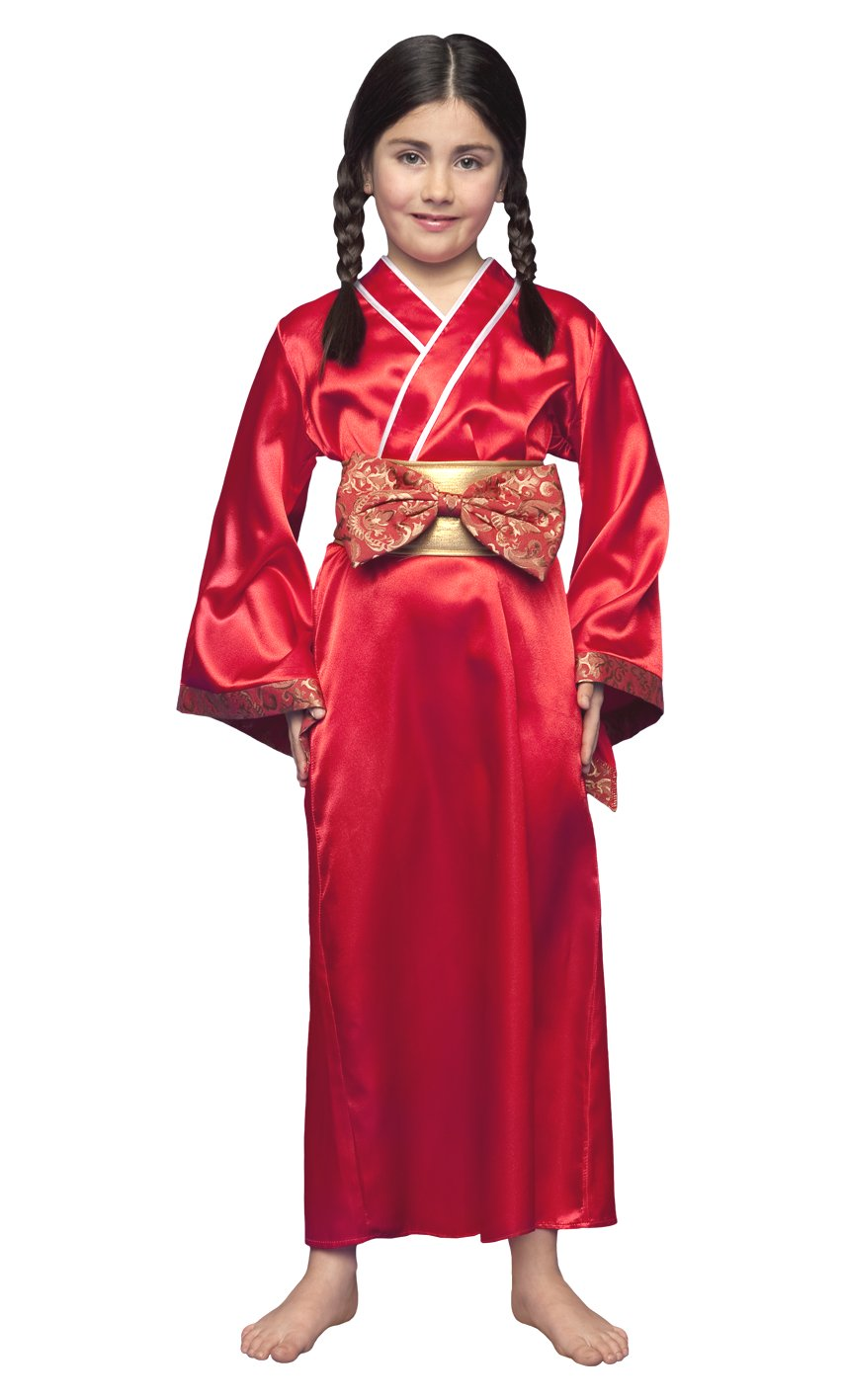 Costume de geisha pour fille
