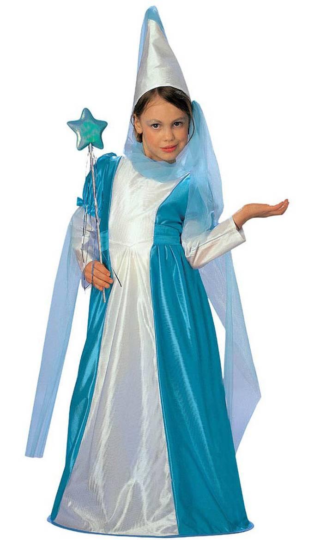 Costume-F�e-bleue