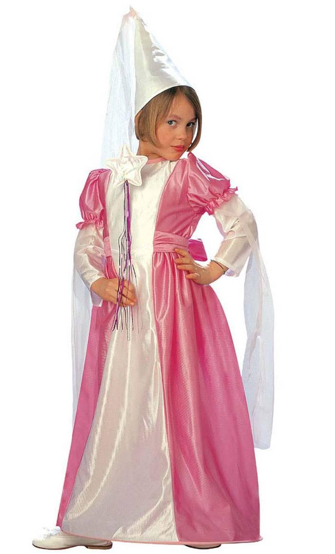 Costume-Fée-rose