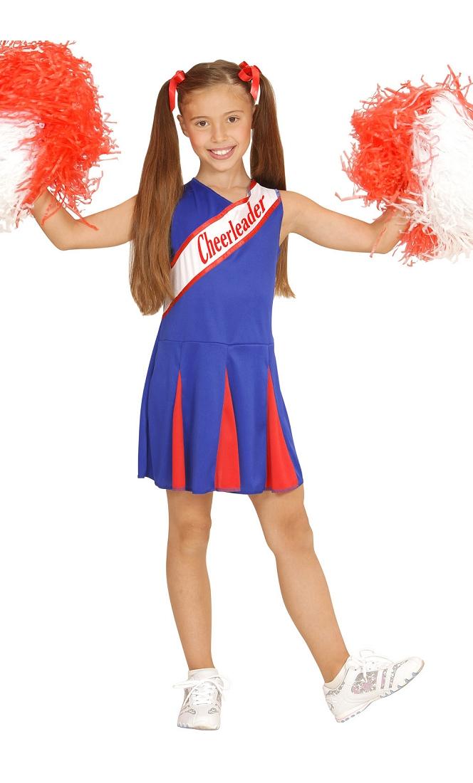 Costume-Pompom-Girl-fille-bleue