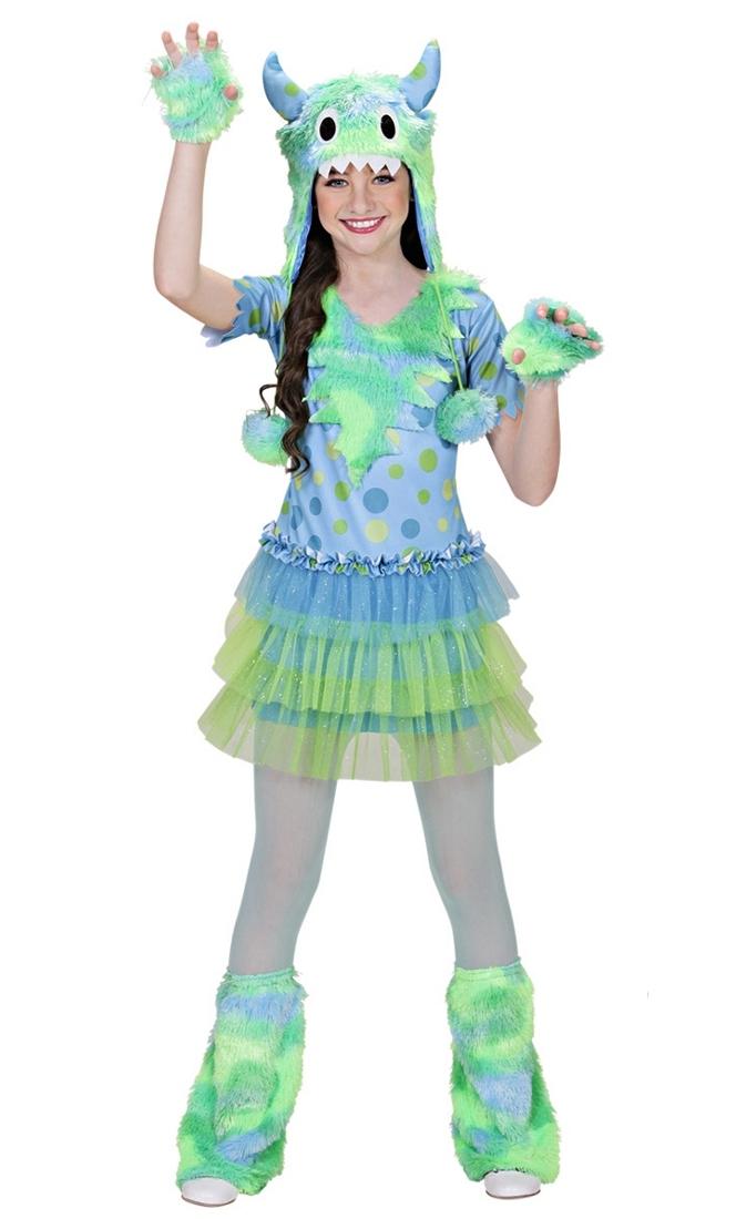 Costume-de-monstre-vert-fille