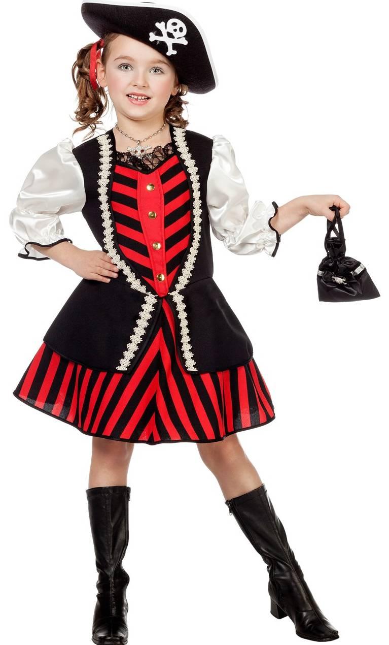 costume pirate fille v59373. Black Bedroom Furniture Sets. Home Design Ideas