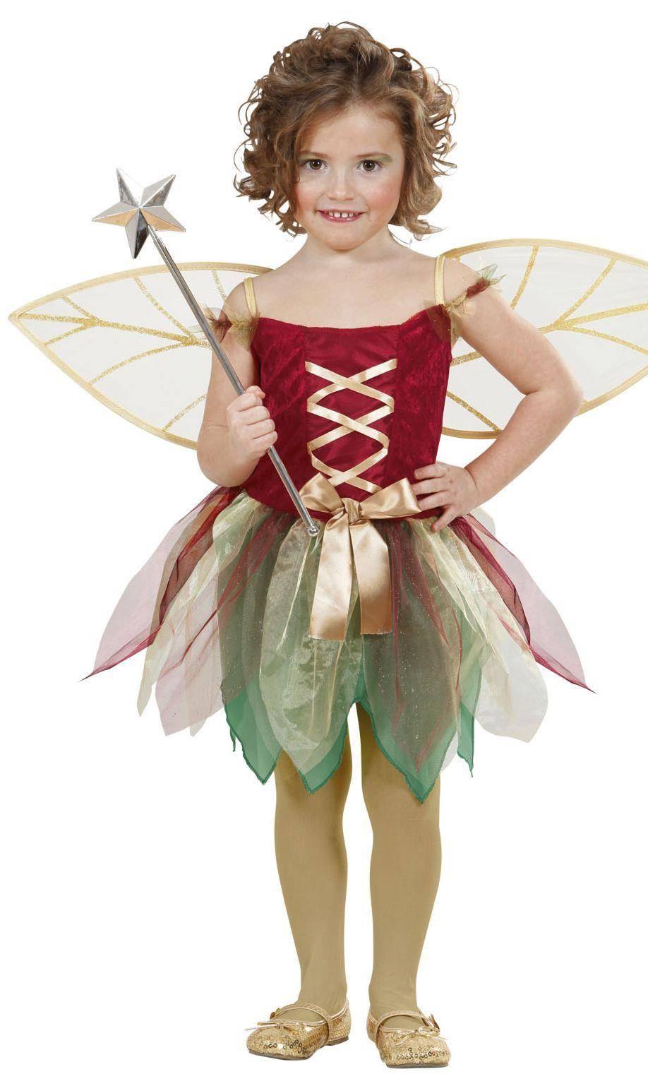 Costume-Fée-forêt-fille