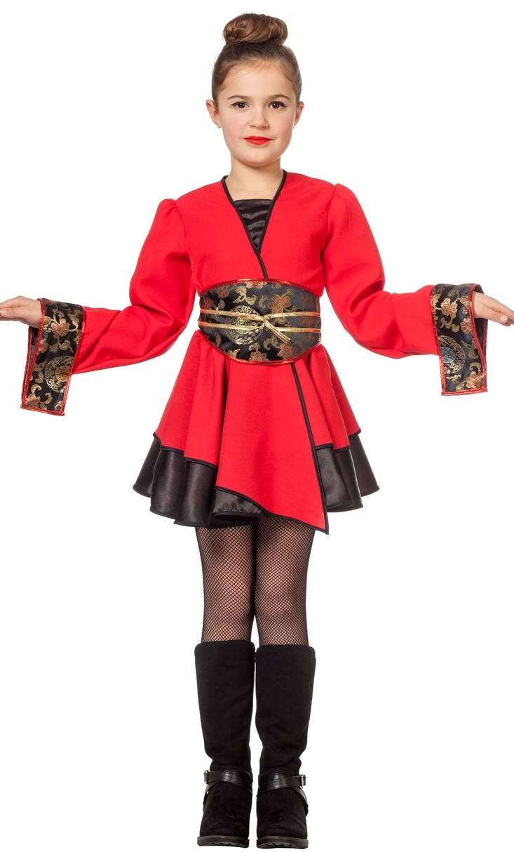 Costume-Japonaise