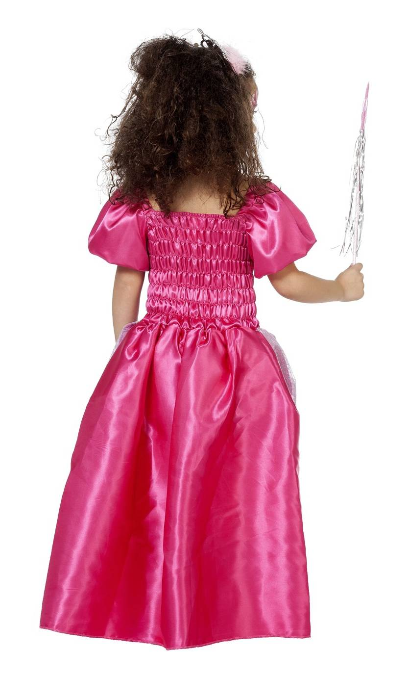 Robe-de-princesse-enfant-rose-2