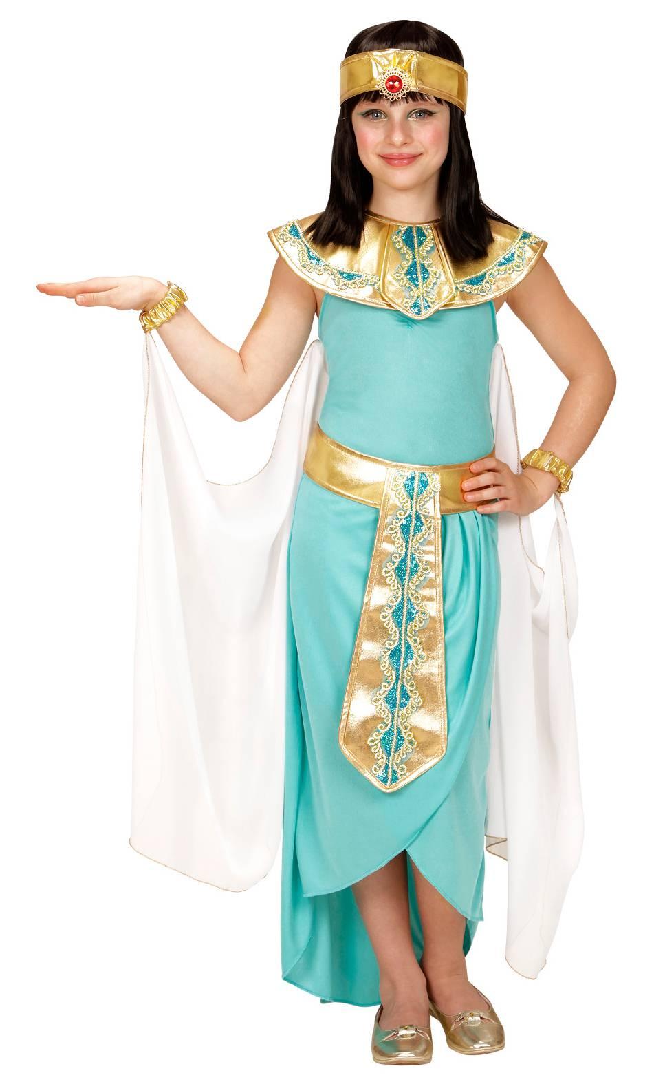 Costume de cléopâtre fille