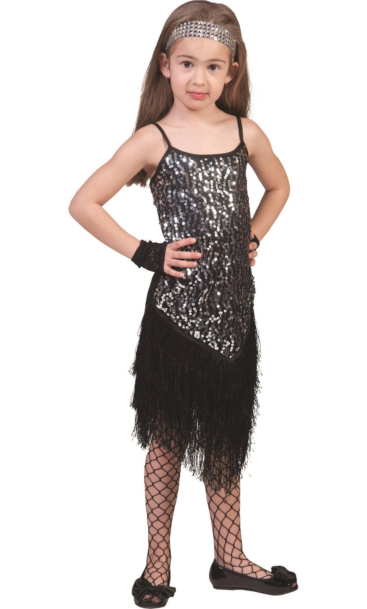 Costume-Charleston-noire-fille