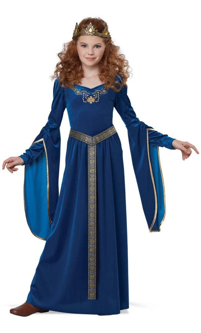 Costume-médiéval-pour-fille