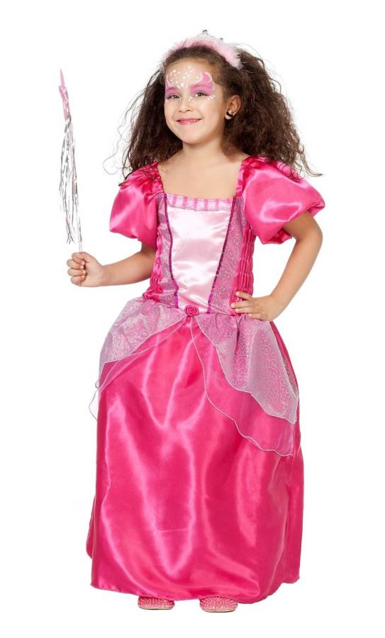 Robe-de-princesse-rose-1