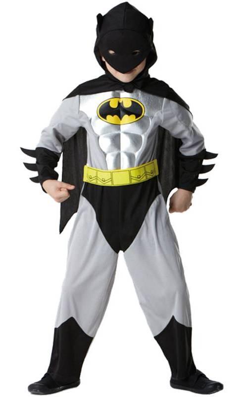 Costume-Batman-Enfant-Metallic-choix-2
