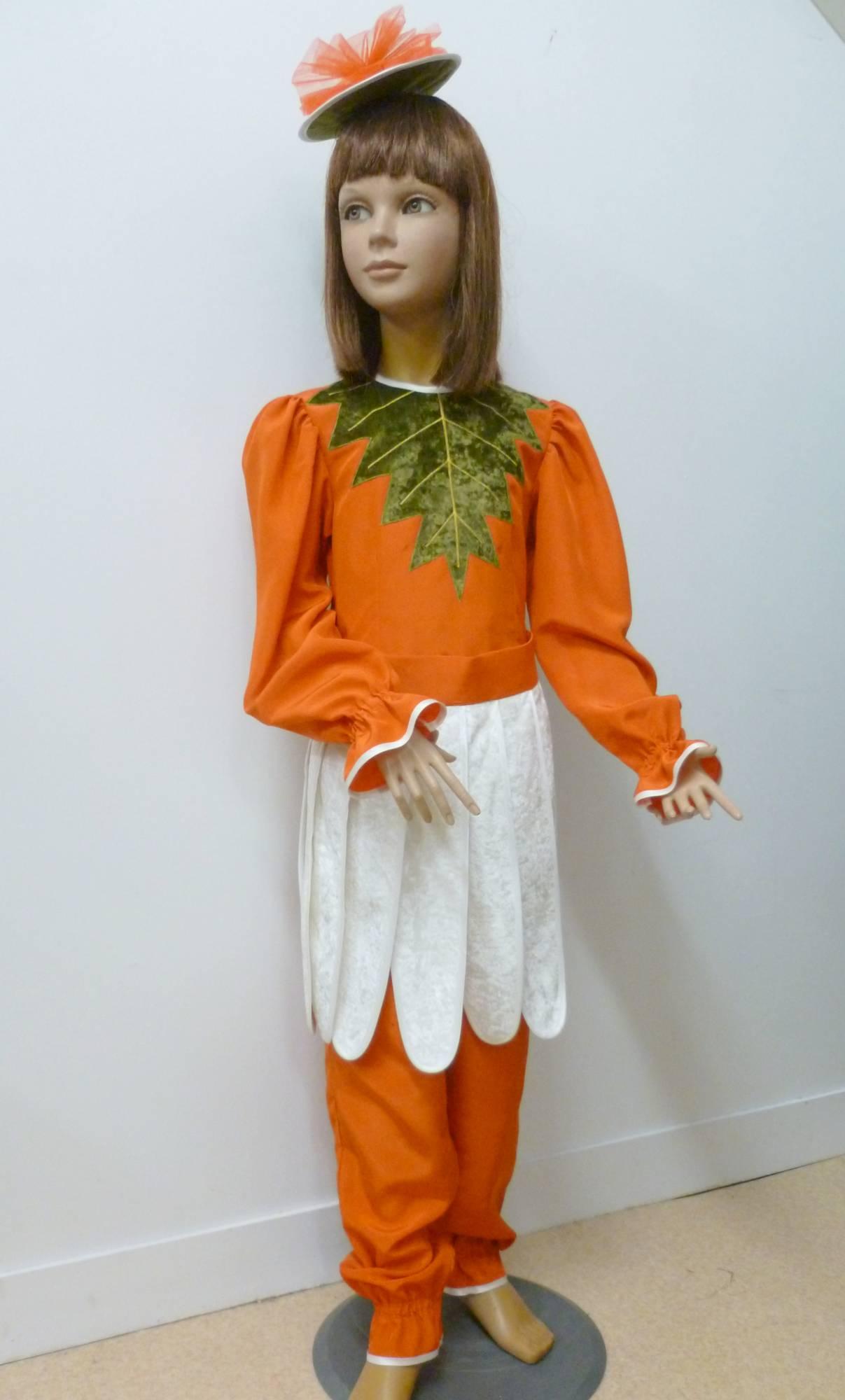 Costume-Fleur-marguerite