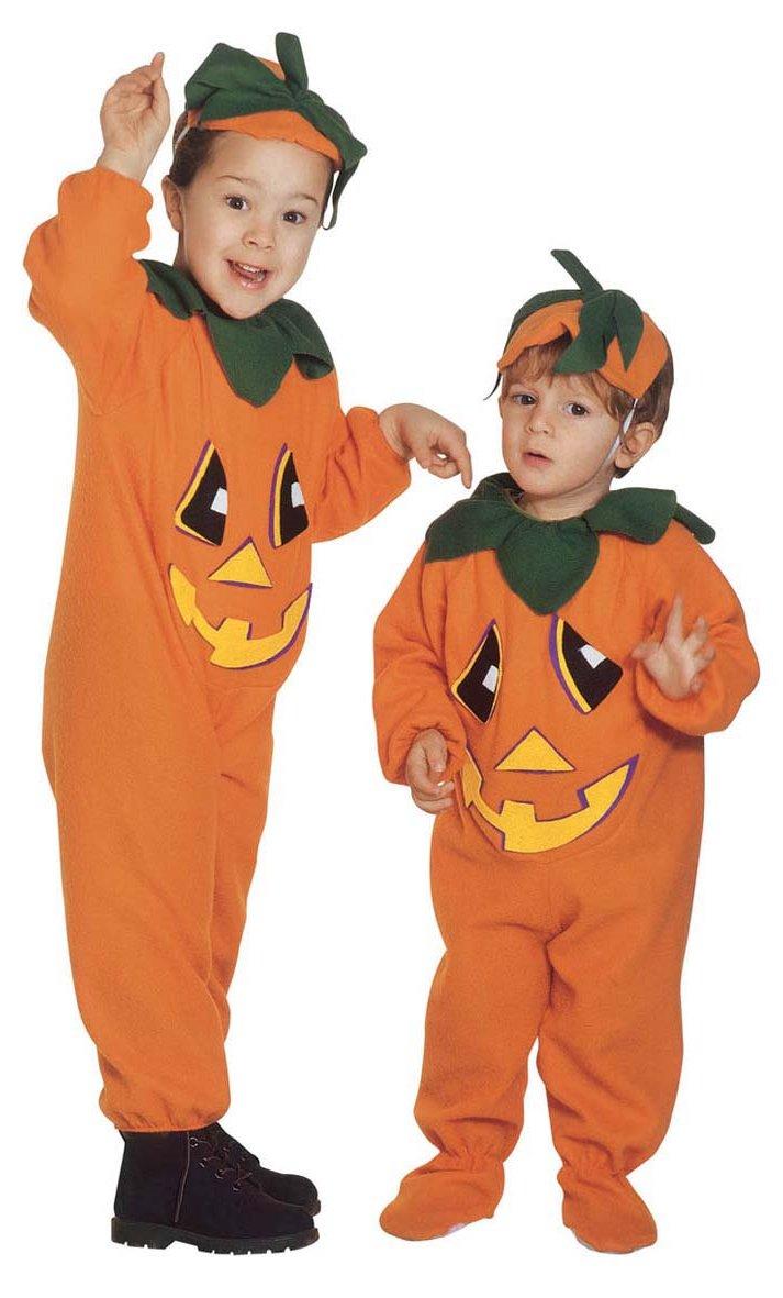 Costume citrouille enfant v68023 - Deguisement de citrouille ...
