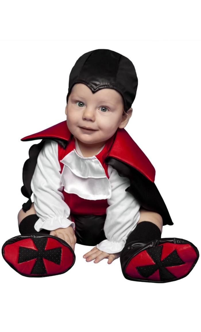 Costume-pour-bébé-12-mois-Vampire