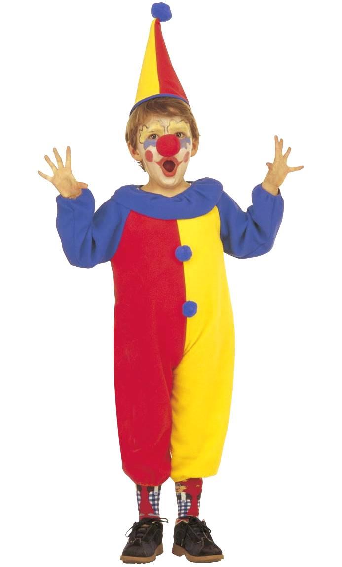 Costume-Clown-petit-enfant